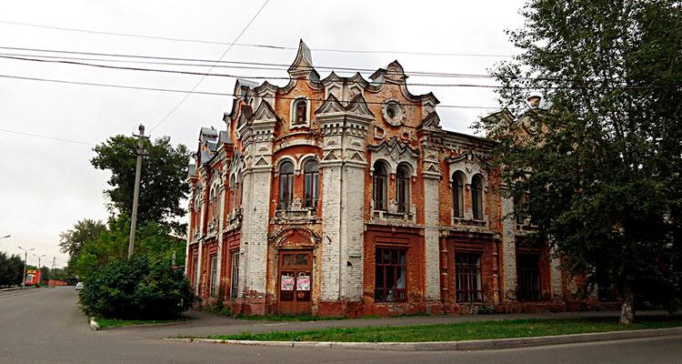 Реконструкция здания союза архитекторов России | 400x750
